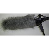 8035毛防風罩/毛衣罩/索尼長毛話筒罩/毛毛罩毛防風套