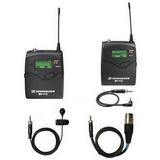 無線采訪領夾話筒 森海塞爾SENNHEISER攝像機用 EW-122PG2
