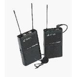 阿兹丹摄像机用无线采访话筒/AZDEN领夹麦克风/100LT63个频点