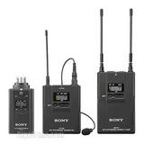 索尼Sony UWP-V6 无线 Plug-in话筒 Pak无线采访话筒