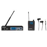 无线监听系统/舞台监听/160个U段可调/导览导游系统/无线耳机监听