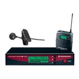 森海塞尔 EW-122 G2 ME4 无线领夹话筒 无线麦克风