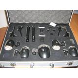 JZW 樂器話筒 舞臺演出/演唱/鼓用組合麥克風樂器話筒套裝