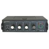 Azden FMX-32调音台 3路便携式调音台/录音调音台/微型调音台/48V/