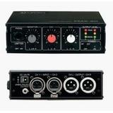 Azden FMX-20调音台 2路便携式调音台/录音调音台/微型调音台/48V/
