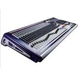 英国Soundcraft 声艺 GB4-16 (RW5690) 4编组7×4矩阵调音台