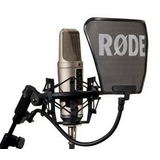 RODE POP Shield 话筒防噗罩