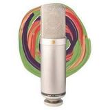 RODE NTK 低噪声大震膜电子管人声录音话筒