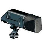 RODE SVM 摄象机专用高品质立体声录音话筒