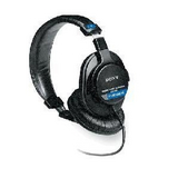 正品特價 索尼Sony MDR-7506 監聽耳機 假一罰十