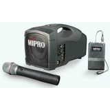 特价 MIPRO 咪宝 MA-101 无线扩音器 喊话器 手持式话筒
