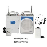 邦华SH-210导游扩音器/教师讲课扩音器/无线扩音机/无线话筒