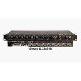SHURE 舒尔 8通道话筒混音器SCM810/智能混音器