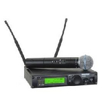 SHURE 舒尔 ULXP24/BETA58 无线话筒套装