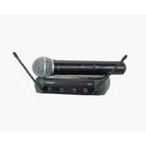 SHURE 舒尔 PGX24/PG58 UHF手持单发双收自动对频 演唱用无线话筒