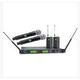 SHURE 舒尔 UR124D/SM58 无线手持话筒 UR系列