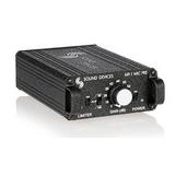 美国Sound Devices MP-1 单通道话放/单通道便携式话筒放大器