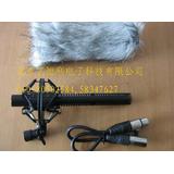 遜卡XUOKA ML-63采訪話筒攝像機錄音麥克風/電容話筒 毛衣支架