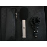 JZW  PA-80专业录音话筒(镀金膜片电容音头)