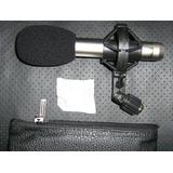 JZW极致维 PA-81专业录音话筒 小膜片电容麦克风