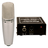 Superlux舒伯乐CM-H8D/CMH8D大振膜真空管电容式麦克风/录音话筒
