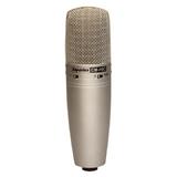 Superlux舒伯乐CM-H8C/CMH8C双振膜音头三种指向电容式麦克风/录音话筒