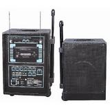 KEDN科顿 KN-630D 广场无线扩音机 DVD扩音器无线扩音器 流动音箱