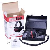 Superlux舒伯乐HMC-660  专业监听耳机 /麦克风
