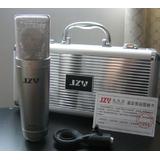 JZW MC-965專業大膜片電容話筒/極致維錄音麥克風/大合唱話筒/錄音棚話筒