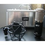 JZW MC-968大膜片电容话筒,大振膜麦克风,极致维录音话筒,大合唱传声器