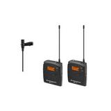 森海塞尔EW112PG3摄像机用无线领夹式话筒 正品行货
