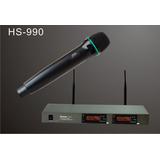 ARTTOO/安度 HS-990 双通道U段变频无线话筒