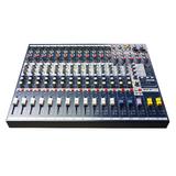 【正品现货】Soundcraft声艺 EFX12 12路调音台