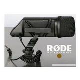 RODE质保10年 现货▲Rode Stereo VideoMic SVM 立体声录音话筒