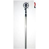 专业话筒鱼杆/话筒挑杆3.5米/麦克风金属杆(送减震器 话筒杆包)