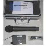 XUOKA台湾逊卡摄像机无线话筒/广播级U段无线一拖一手持麦克风