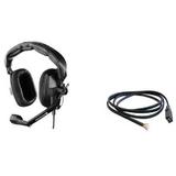 拜亚动力beyerdynamic DT108,DT109耳机导播耳麦线及插头 K109