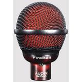 AUDIX FireBall 口琴艺术动圈话筒