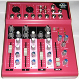 Musicbox便携式录音调音台 微型调音台/48V带话放混响调台