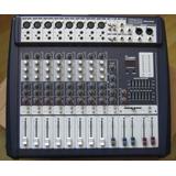 逊卡XUOKA MRX-8300专业8路调音台,舞台演出会议扩声,带效果300W功放