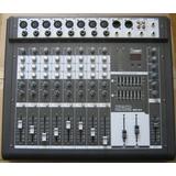 逊卡XUOKA MRX-810专业8路调音台,舞台演出会议扩声带效果48V