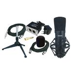 奥创 SP520 电容话筒套装 电容麦克风 网络K歌套装 看视频录音