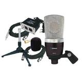 奥创 SP540 电容话筒 MC410电容麦克风 网络K歌套装 看视频录音