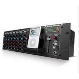 ALESIS 爱丽丝iMultiMix 9R 9路机架式调音台