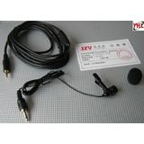 专业领夹话筒 JZW CM-11录音话筒 专业胸麦领夹式麦克风