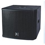 贝塔斯瑞 MU12Ba 内置分频器12英寸有源低频扬声器系统