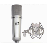 JZW SC-91大振膜录音话筒专业录音、演出话筒