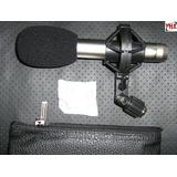 JZW极致维 PA-80专业录音话筒 小膜片电容麦克风