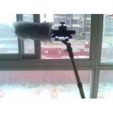 专业话筒挑杆毛衣手柄悬挂支架套装  录音话筒挑杆套装