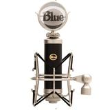 BLUE BABY BOTTLE 小瓶子半导体A类电路心形指向电容话筒